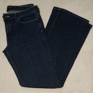 Banana republic jeans size 10R